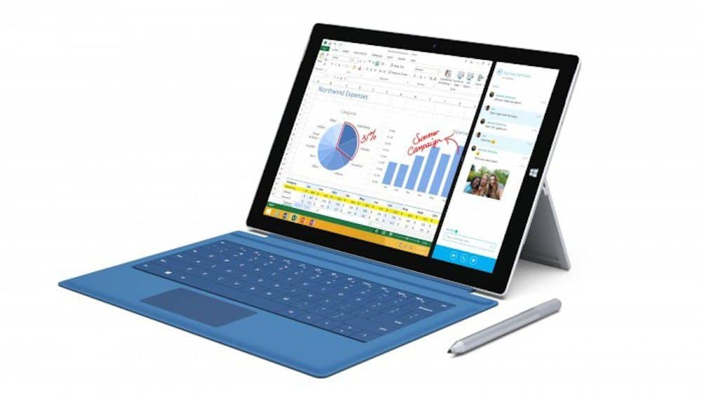 Microsoft Surface Pro 3 announced